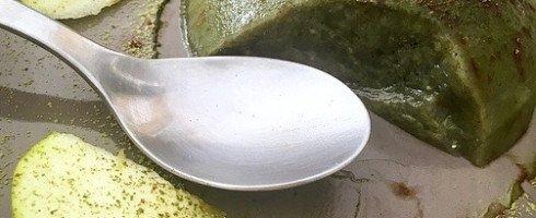 Japoniflan matcha moringa